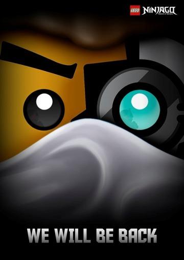 LEGO Ninjago 2014-Cyborg