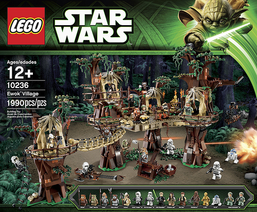 10236 Ewok Village - LEGO Star Wars