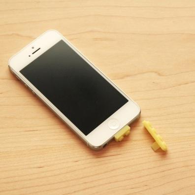 iPhone 5 Brick Lightning Cap