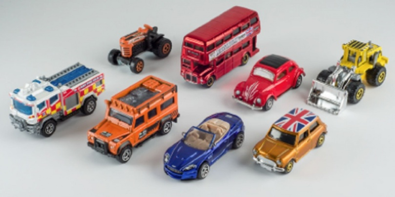 Matchboxs 60th Anniversary Line