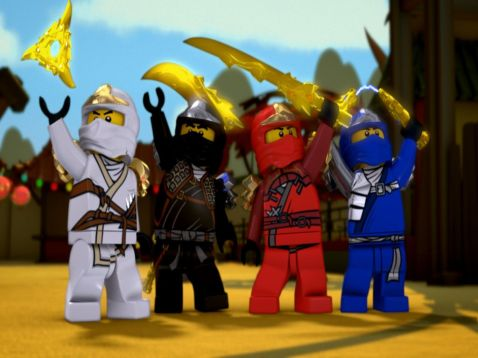 New LEGO Ninjago Movie