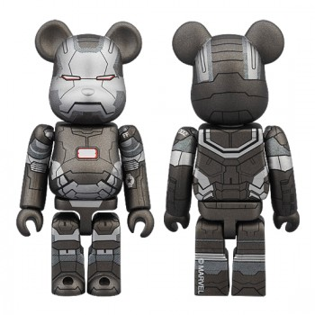 War Machine Bearbrick