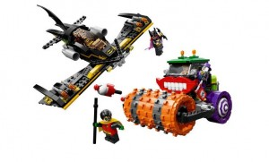 76013 LEGO Batman The Joker Steam Roller