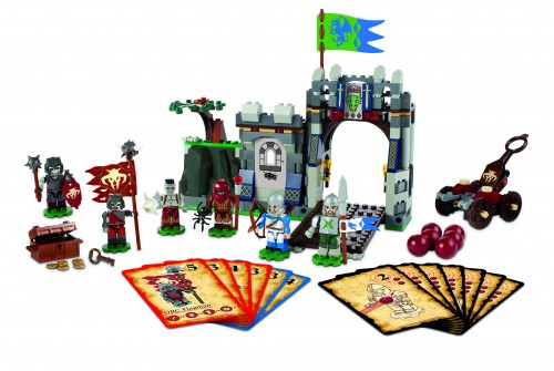 Kre-O Dungeons and Dragons Fortress Defense