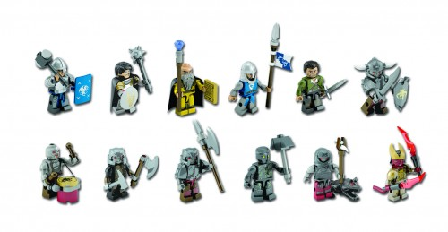 Kre-O Dungeons and Dragons KreonSingles
