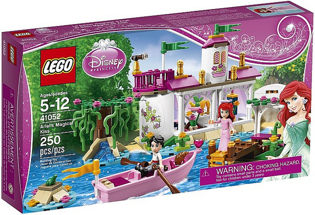 LEGO Disney Princesses 41052 Ariels Magical Kiss-Box