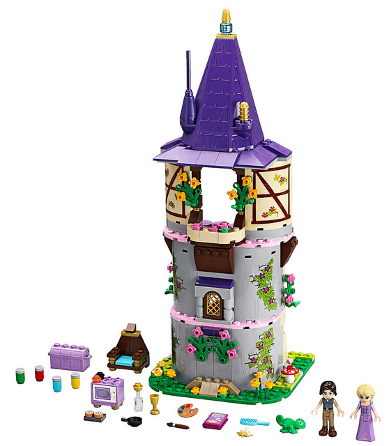 LEGO Disney Princesses 41054 Rapunzels Creativity Tower