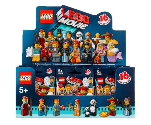 LEGO Movies Series 12 Minifigures 71004