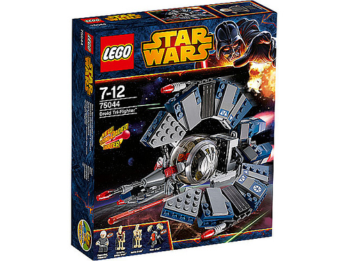 LEGO Star Wars Droid Tri-Fighter 75044 Box