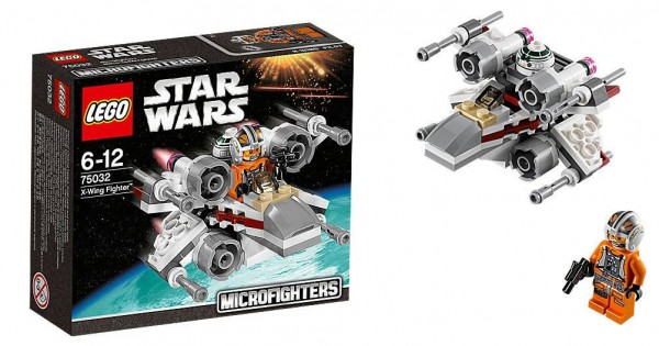 LEGO Star Wars X-Wing Fighter Microfighter