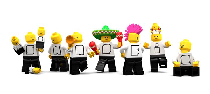 Swapfig Minifigures Logo