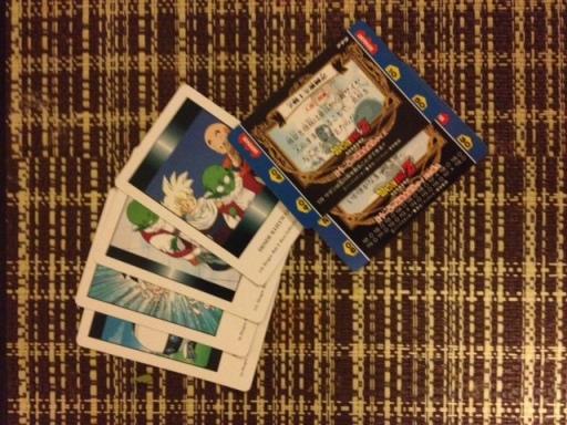 Dragon Ball Z Trading Cards