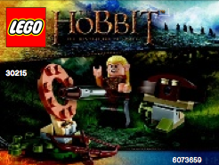 LEGO The Hobbit 30125 Legolas Greenleaf