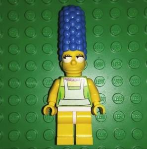 LEGO The Simpsons Marge Minifigure