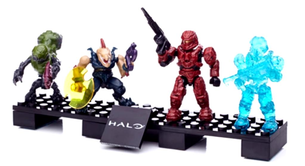 Mega Bloks Halo Battle Pack
