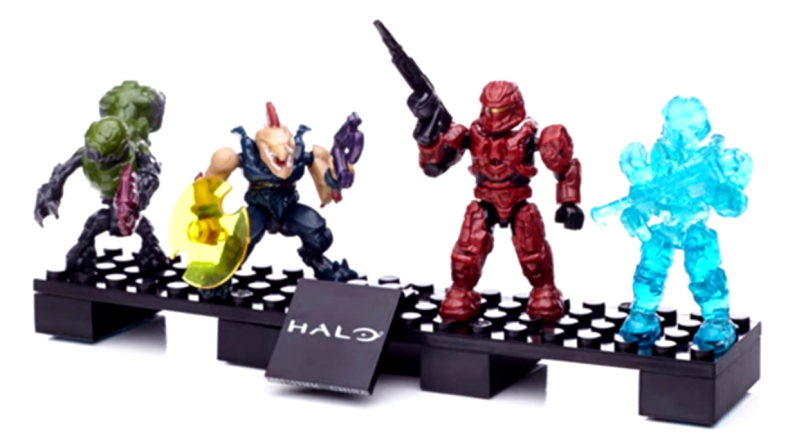 Mega Bloks Halo Battle Pack