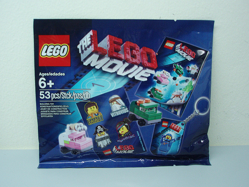 The LEGO Movie Accessory Pack Polybag