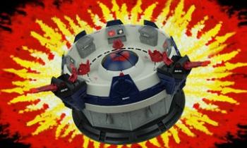 Hasbro Cobra Terror Drome