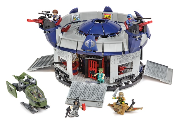 Kre-O GI JOE Cobra Terror Dome