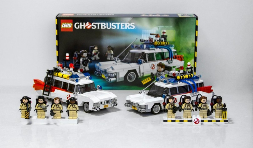 21108 LEGO Ghostbusters