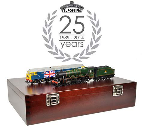Bachmann Europe 25th Anniversary Pack