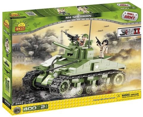 Cobi M4 Sherman