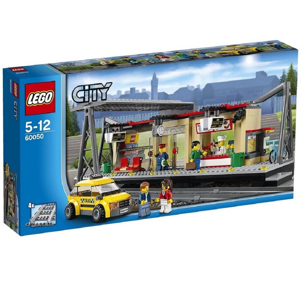 LEGO City 60050- Train Station