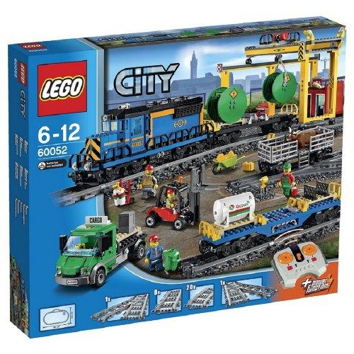 LEGO City 60052- Cargo Train