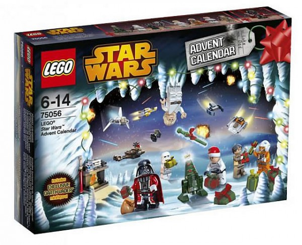 LEGO Star Wars Advent Calendar 75056 Box