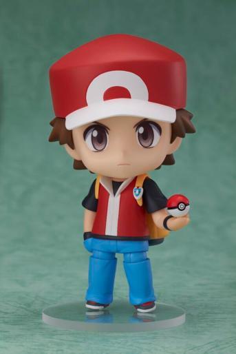 Pokemon Origins Red Nendoroid