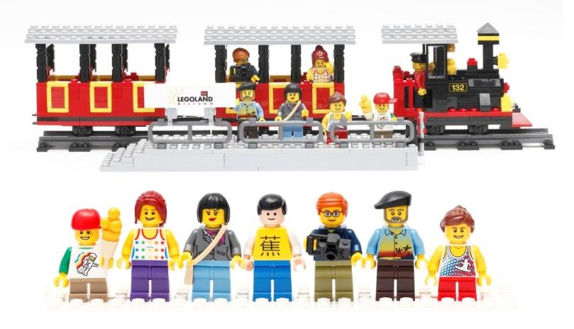 4000014 LEGOLAND Train