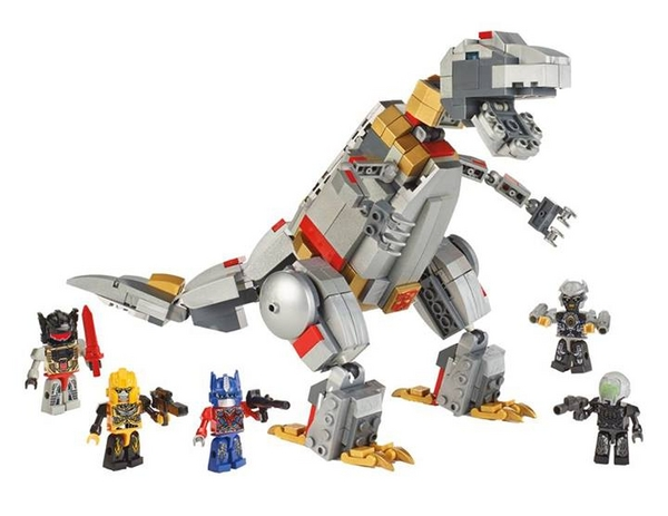 Kre-O Transformers Grimlock Unleashed