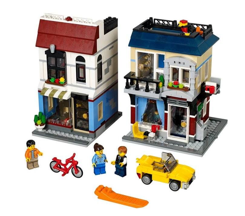 LEGO 31026 Bike Shop & Cafe