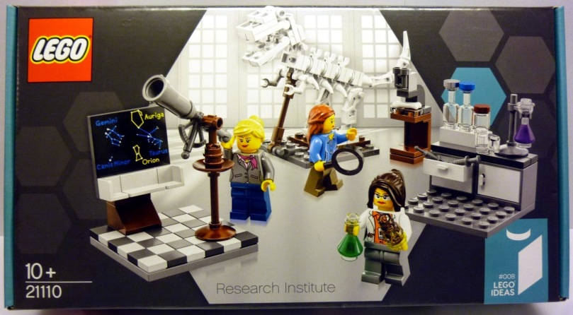 LEGO Ideas 21110 Research Institute