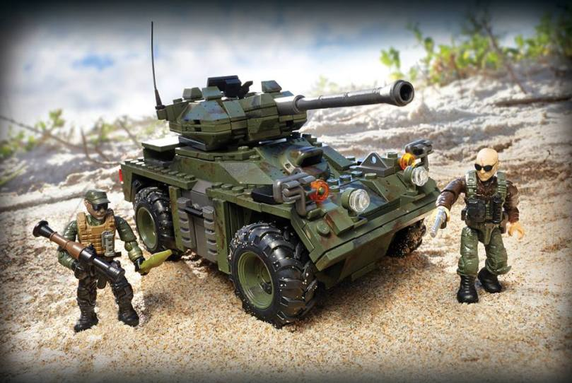 Mega Bloks Call of Duty APC Invasion