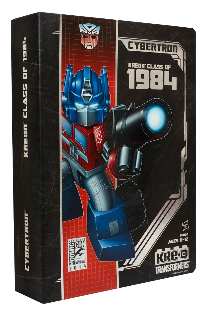 SDCC Kreon Class of 1984 Cover